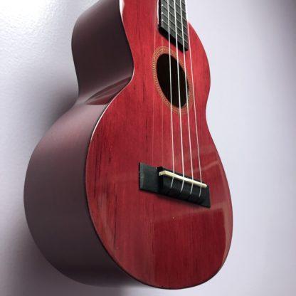Red Mahalo Concert Ukulele