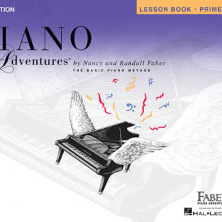 Faber Primer Level Piano Lesson book