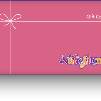 Gift Card For Durham Notasium Music Store
