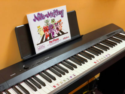 Piano book for kids